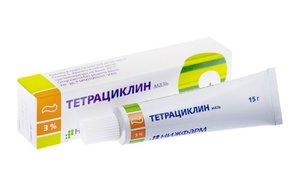 Лечение хейлита Тетрациклин